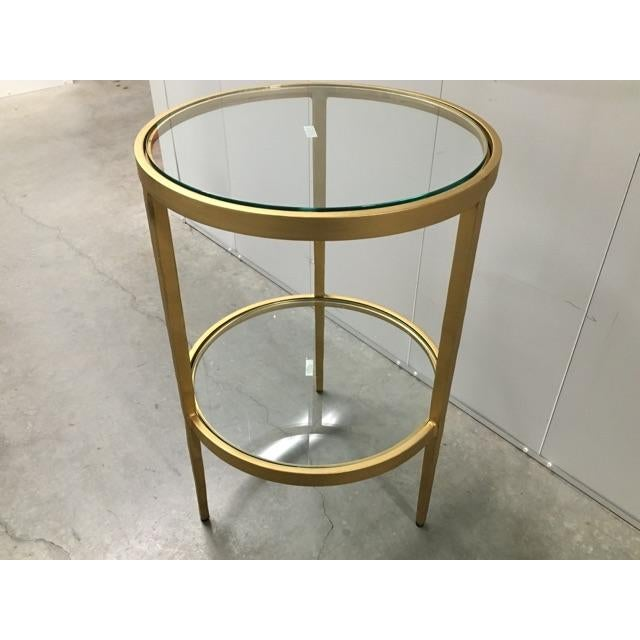 Studio a Two-Tiered Side Table - Image 5 of 5