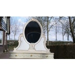Image of Vanity Make Up Table in Louis XVI Style