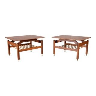 Greta Grossman Side Tables - A Pair