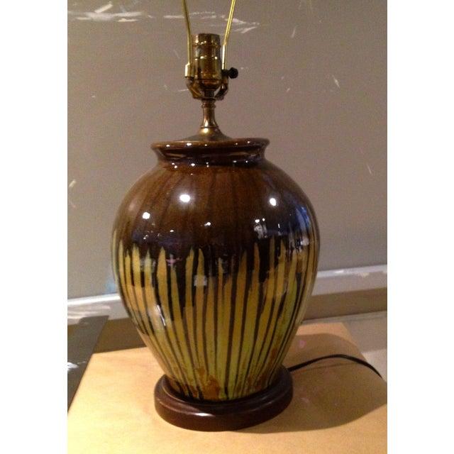 Georgia Artist, Charlie West Lamp - Image 2 of 4