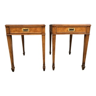 Century Vintage Nightstands - A Pair