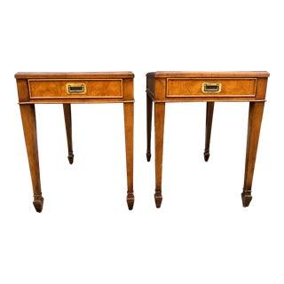 Century Vintage Nightstands - A Pair