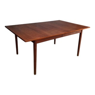 Founders Mid Century Walnut Dining Table