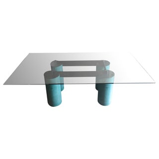 "Massimo Vignelli ""Serenissimo"" Dining Table"