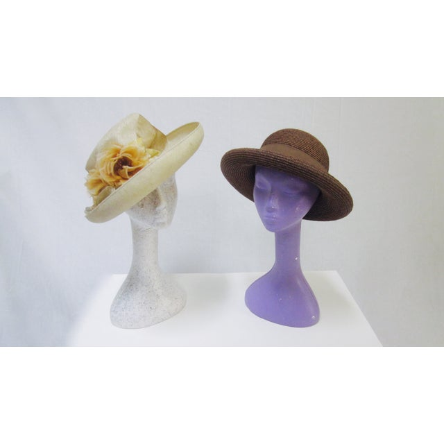 Image of Long Neck Mannequin Heads- Set of 4