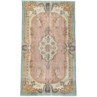 "Anadol Vintage Turkish Rug - 5'9"" x 9'10"""