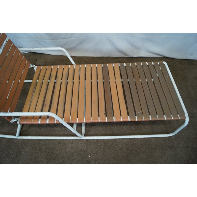 Brown Jordan Mid Century Patio Chaise Lounges - Image 9 of 10