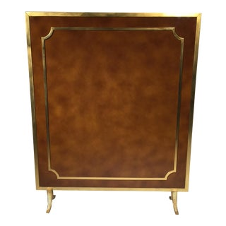 Maison Jansen Fire Screen