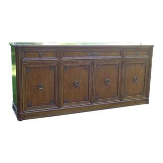 Henredon Buffet Sideboard Cabinet