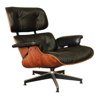 Eames for Herman Miller 670 Rosewood Lounge Chair