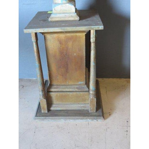 Vintage 1960's Gold Architectural Columns - Pair - Image 4 of 5