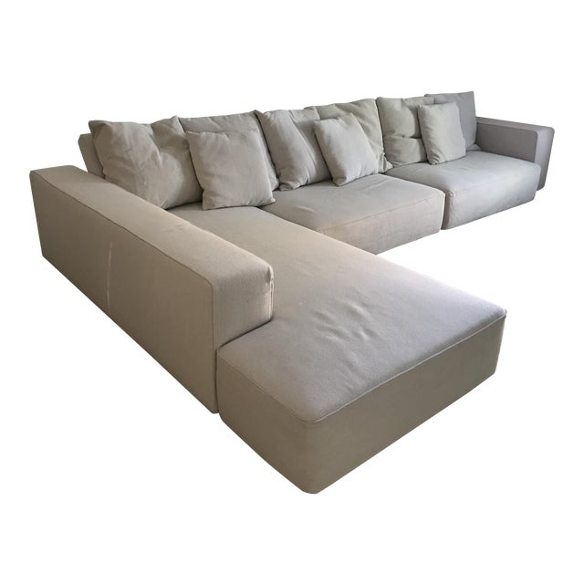Image of Paolo Piva B & B Italia 'Andy' Sectional Sofa