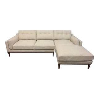 Elite Leather ​Mid Century​ ​Sectional