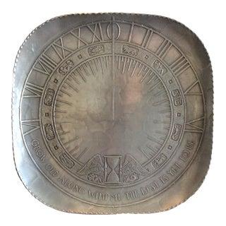Arthur Armour Aluminum Zodiac Tray