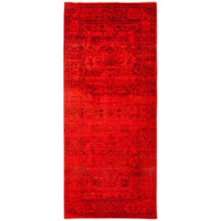 """Vibrance Hand Knotted Runner - 4'2"""" X 9'7"""""""