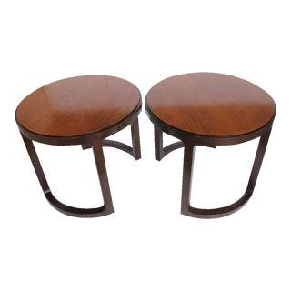 Stylish Side Tables by Edward Wormley for Dunbar