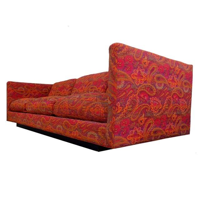 Milo Baughman For Thayer Coggin Floating Sofa Chairish