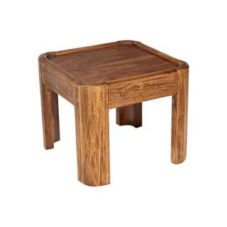 1970s Lane Furniture Small Square Table