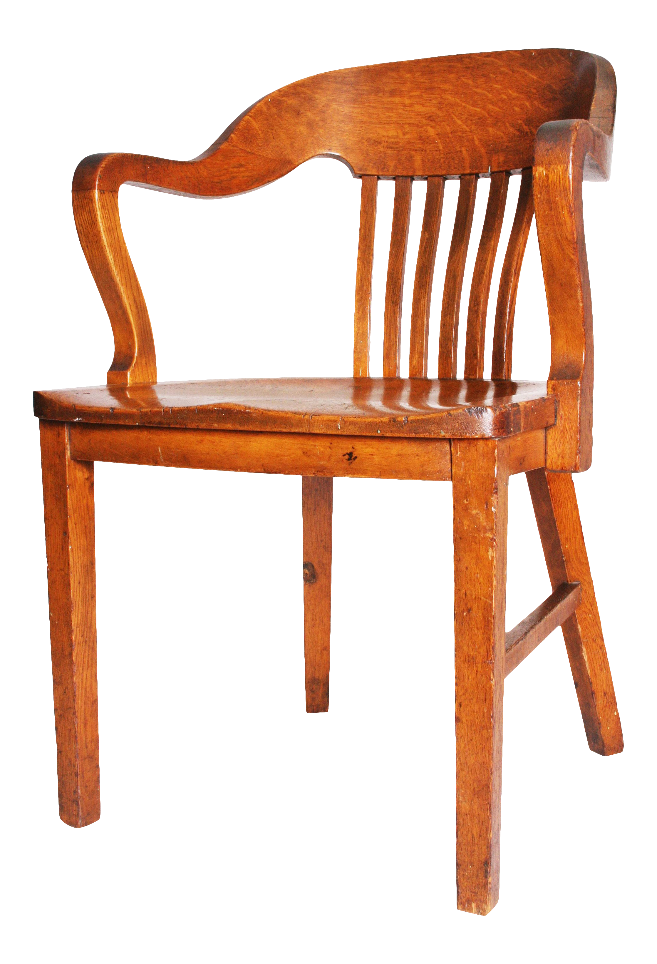 vintage & used industrial office chairs | chairish