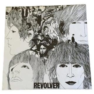"""Vintage Beatles """"Revolver"""" Poster"""