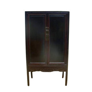 Chinese Antique Armoire Cabinet