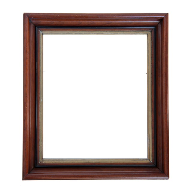 19th Century American Walnut Frame - Image 1 of 5