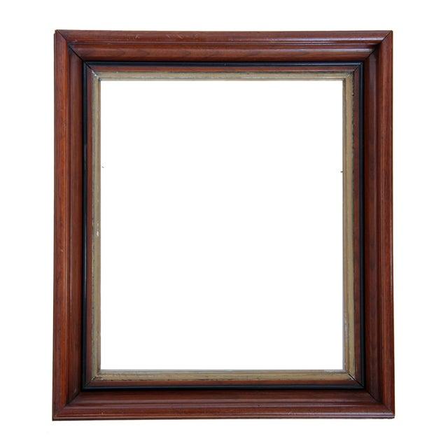 Image of 19th Century American Walnut Frame