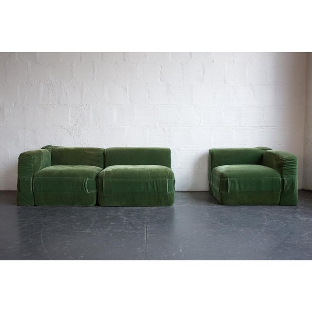 Mario Bellini 932 Couch - Image 4 of 7