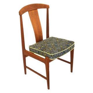 Mid-Century Dux Teak Chair by Folke Ohlsson