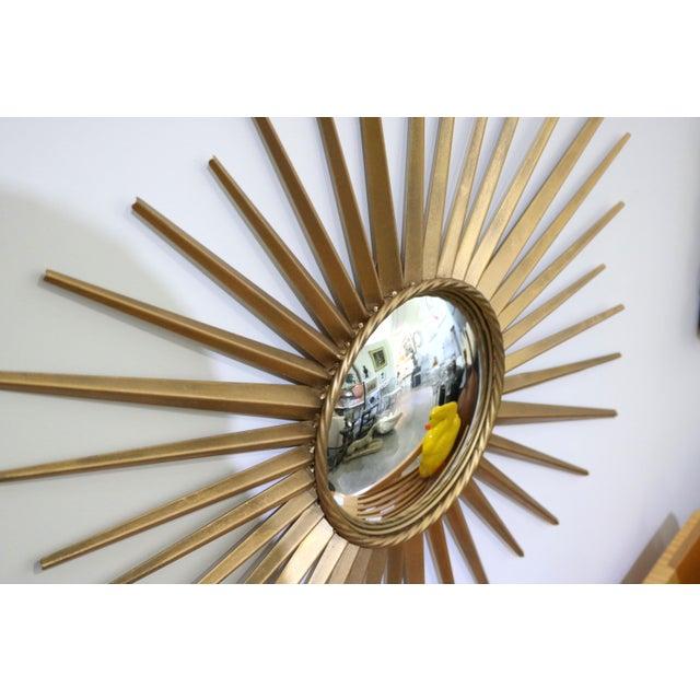 Starburst Rope Framed Mirror - Image 5 of 6