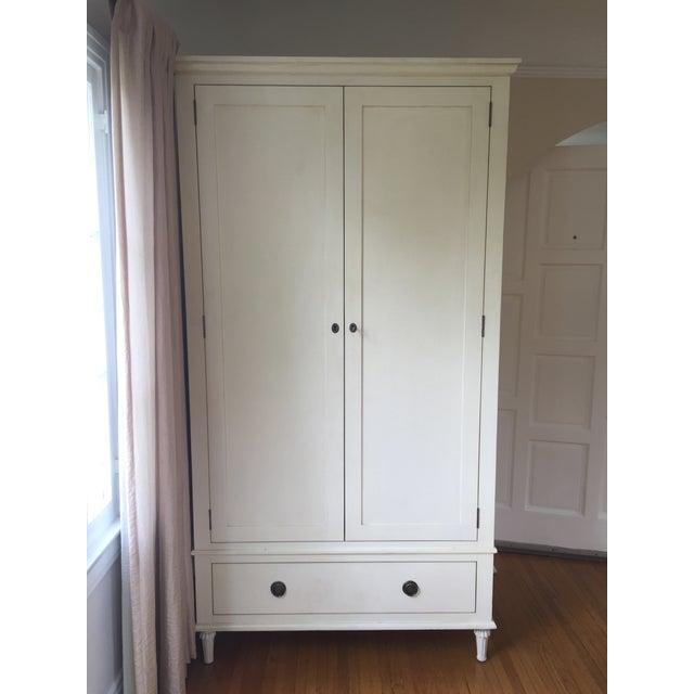 Restoration hardware maison armoire chairish - Armoire maison ...