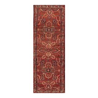 "Apadana - Vintage Persian Hamadan, 3'6"" x 10'3"""
