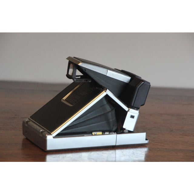 Vintage Polaroid SX-70 Sonar Camera - Image 11 of 11