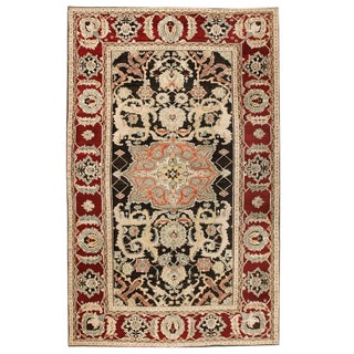 Exceptional 19th Century Indian Agra Carpet
