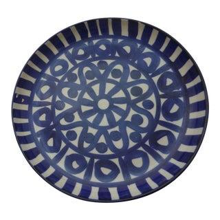 Vintage Blue & White Dansk Platter