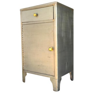 Vintage Steel Clinic Cabinet
