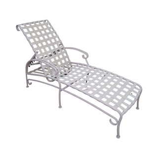 Woodard Ramsgate Patio Chaise Lounge