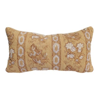 Antique French Provencale Pillow
