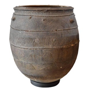 Bamum Culture Water Vessel