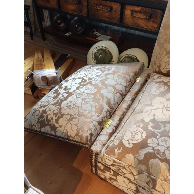 George Smith Knoll Style Sofa - Image 7 of 8