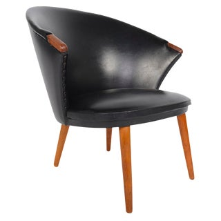Danish Modern Bent Møller Jepsen Lounge Chair