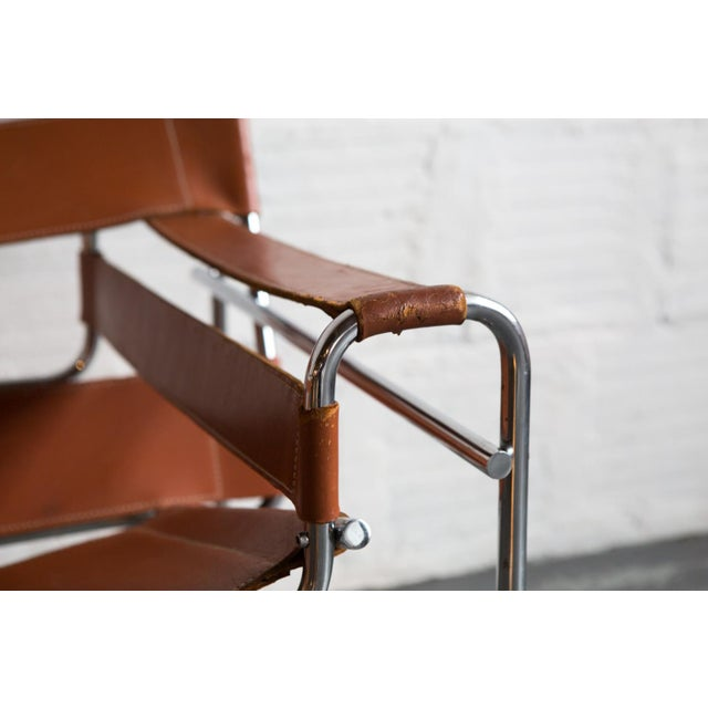 Wassily Marcel Breuer for Knoll Chairs - a Pair - Image 9 of 11