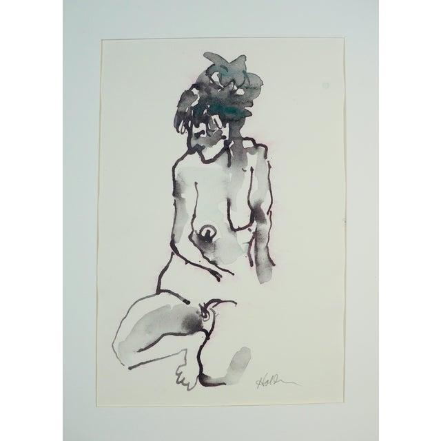 Darling Ink Framed Drawing - Image 2 of 3