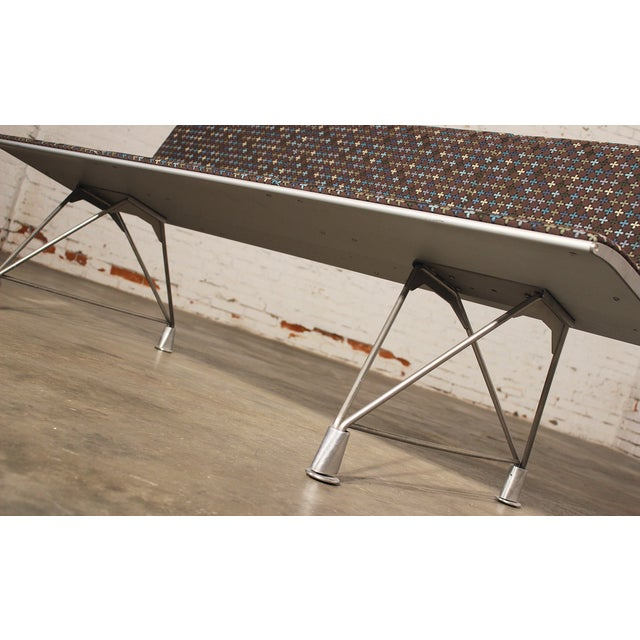 Aero Aluminum Bench From Davis Furniture by Lievor - Image 6 of 7