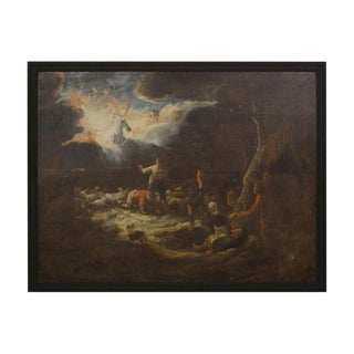 Annunciation to the Shepherds by Benjamin Cuyp