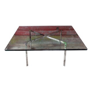 Knoll Studios Mies Van Der Rohe Barcelona Coffee Table