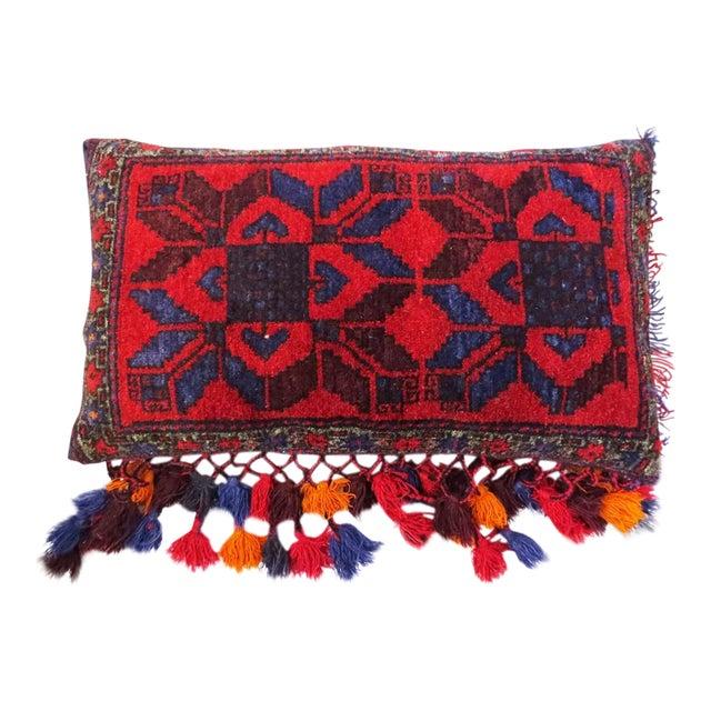 Boho Chic Tassel Floor Pillow - Image 1 of 3