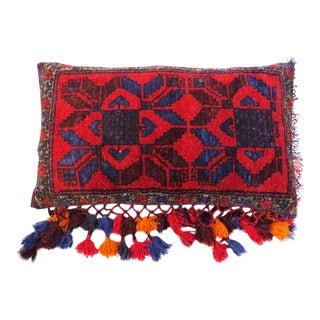 Boho Chic Tassel Floor Pillow