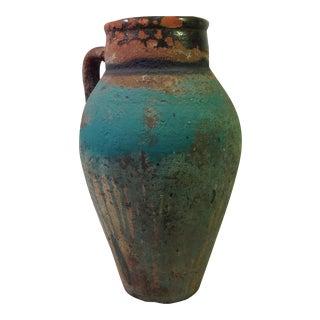 Antique Turkish Urn Pottery