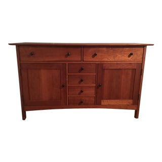 Vermont Furniture Designs Solid Cherry Dresser